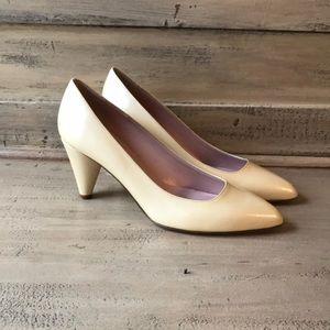 Kate Spade Chunky heel pump